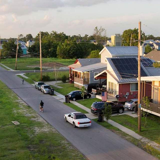 Housing for a Resilient New Orleans