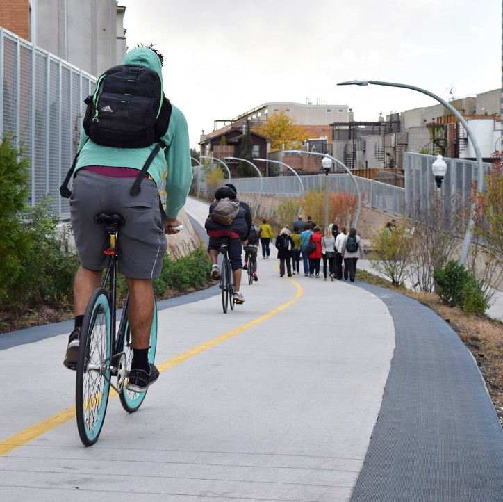 Countywide Bicycle Plans - Riding the Momentum