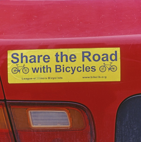 Pedestrian and Bicycle Safety: It's Personal