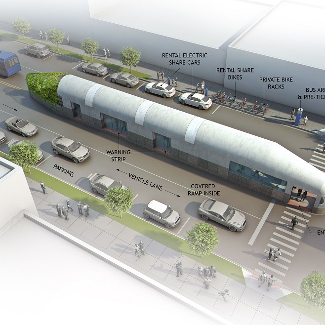 The Recipe for Successful Transit-Oriented Development